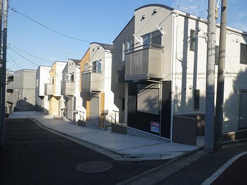 東京都板橋区徳丸 完成イメージ