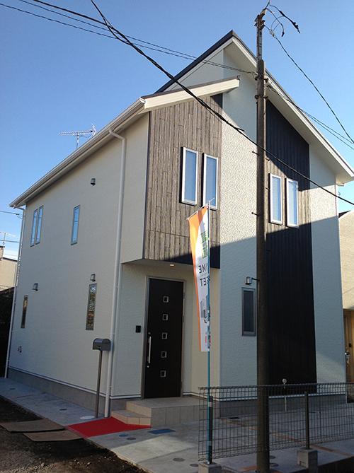 神奈川県相模原市中央区清新 完成イメージ