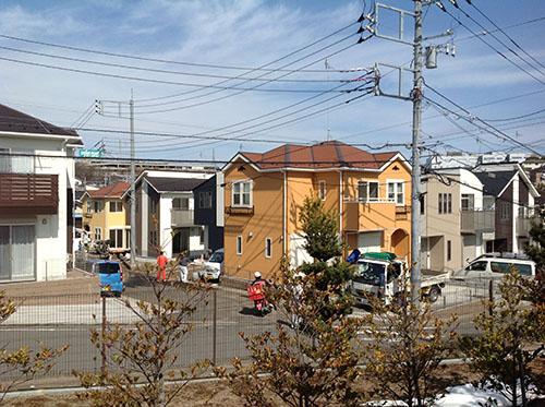 東京都町田市小山町 完成イメージ