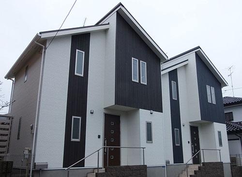 神奈川県横浜市栄区桂台 完成イメージ
