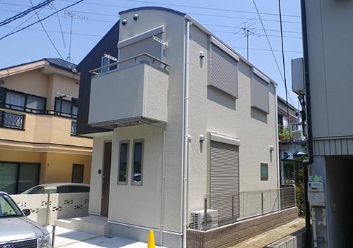 東京都練馬区南大泉 完成イメージ