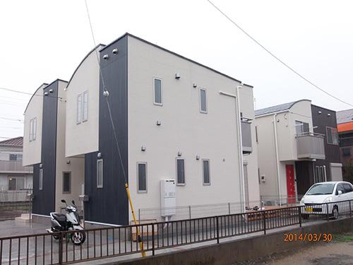神奈川県平塚市四之宮 完成イメージ