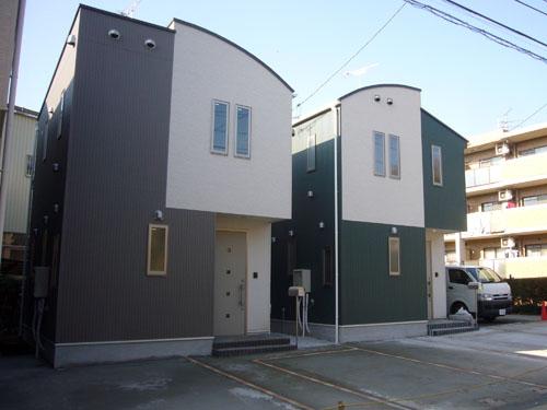 神奈川県川崎市宮前区 完成イメージ