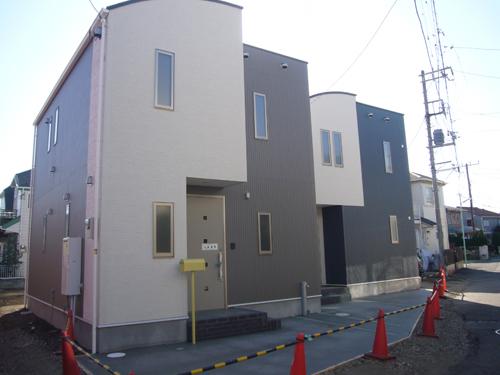 神奈川県茅ヶ崎市東海岸 完成イメージ