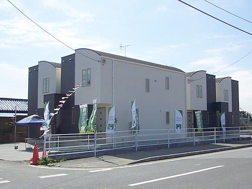 千葉県袖ヶ浦市 完成イメージ