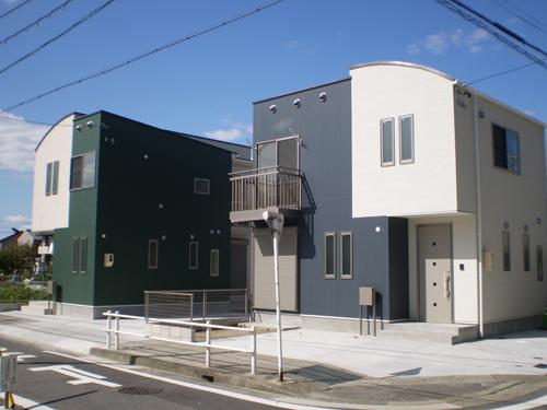 愛知県名古屋市守山区 完成イメージ