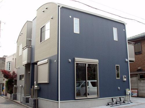 東京都杉並区永福町 完成イメージ
