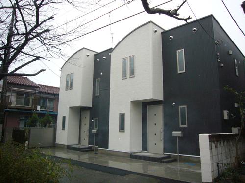 神奈川県川崎市中原区 完成イメージ