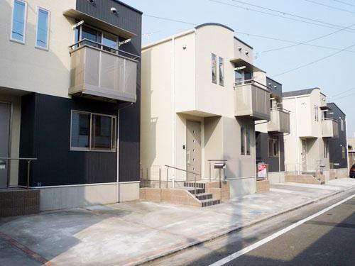 東京都板橋区新河岸 完成イメージ