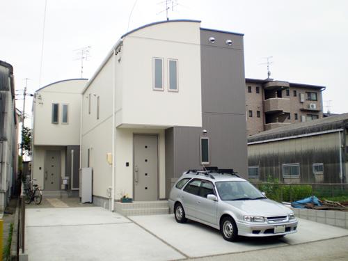 愛知県名古屋市中村区橋下町 完成イメージ