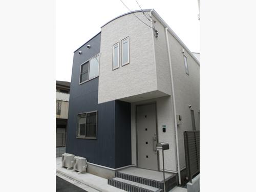 東京都中野区 完成イメージ