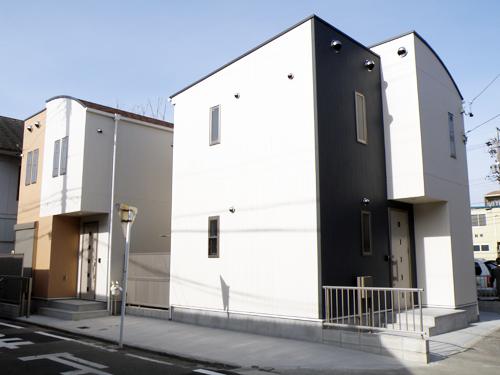 愛知県名古屋市中川区二女子町 完成イメージ