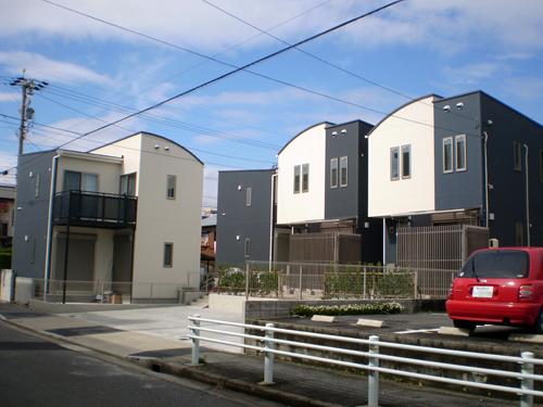 愛知県名古屋市南区町 完成イメージ
