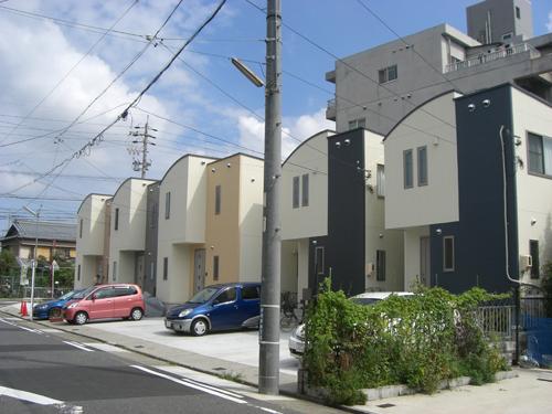 愛知県名古屋市中村区中村町 完成イメージ