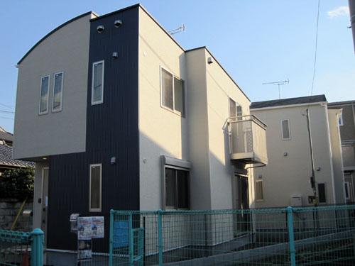 神奈川県川崎市多摩区稲田堤 完成イメージ