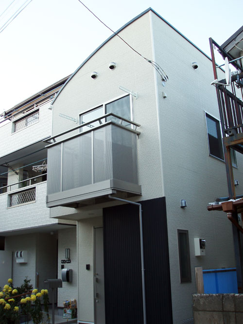 東京都板橋区弥生町 完成イメージ