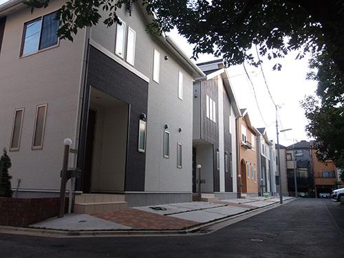 東京都世田谷区駒沢 完成イメージ