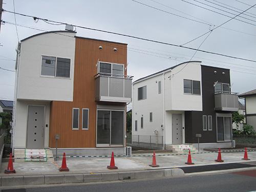 埼玉県北足立郡伊奈町 完成イメージ