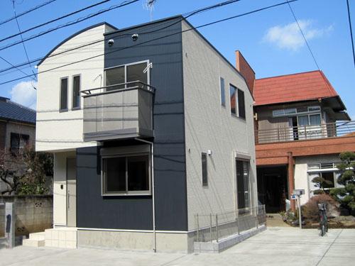 東京都板橋区三園 完成イメージ