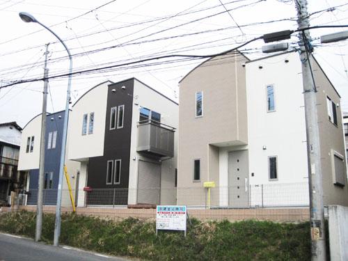 神奈川県横浜市栄区飯島町 完成イメージ
