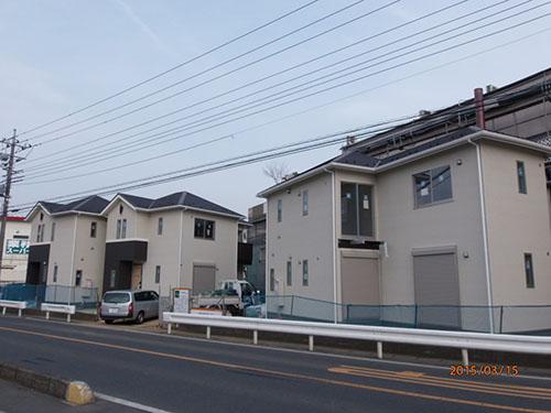 埼玉県新座市馬場 完成イメージ