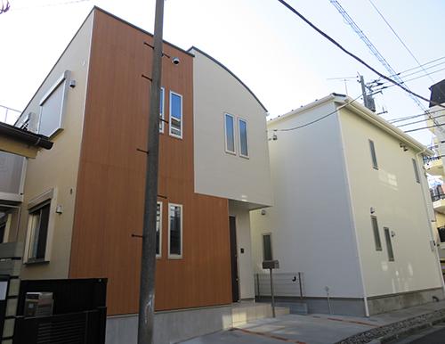 東京都板橋区双葉町 完成イメージ