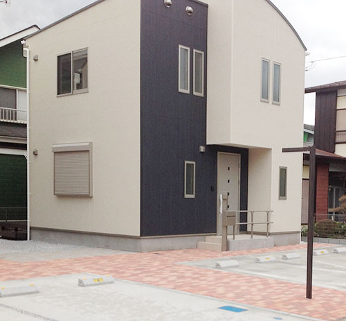 神奈川県厚木市三田 完成イメージ