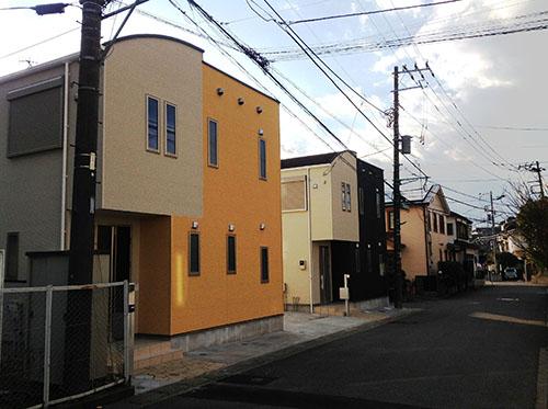 神奈川県鎌倉市岩瀬 完成イメージ