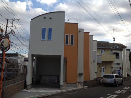 神奈川県大和市中央林間 完成イメージ