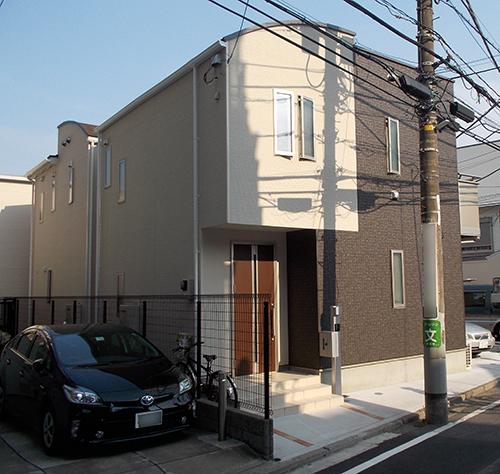 神奈川県横浜市弘明寺 完成イメージ