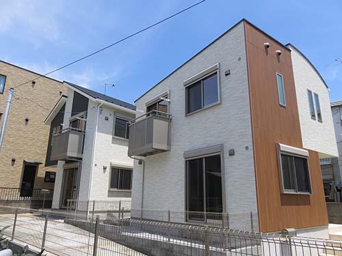 神奈川県平塚市東八幡 完成イメージ