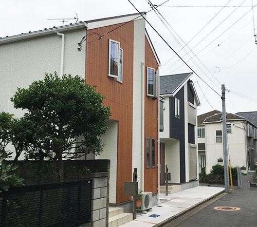 東京都西東京市富士町 完成イメージ