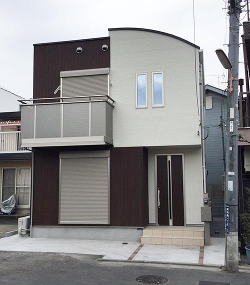 東京都墨田区東向島 完成イメージ