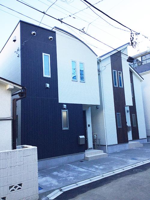 東京都新宿区若葉 完成イメージ