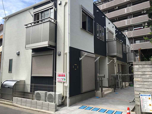 埼玉県さいたま市中央区下落合 完成イメージ