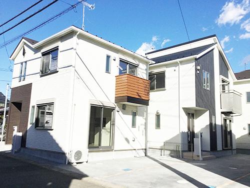 神奈川県平塚市豊原町 完成イメージ