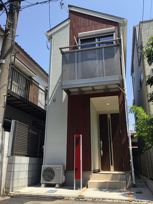 東京都渋谷区本町 完成イメージ