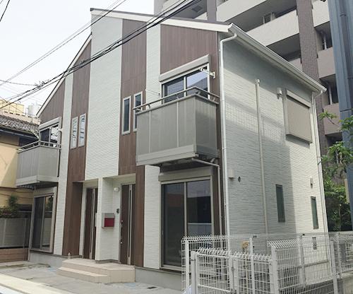東京都板橋区常盤台 完成イメージ
