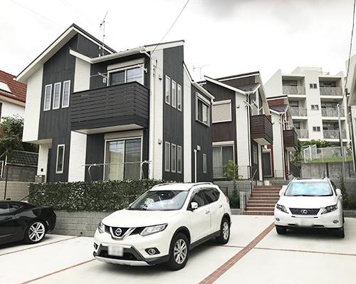 神奈川県横浜市神奈川区 完成イメージ
