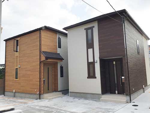 神奈川県横浜市港北区篠原東 完成イメージ